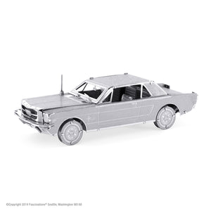 Metal Earth Ford 1965 Mustang Coupe
