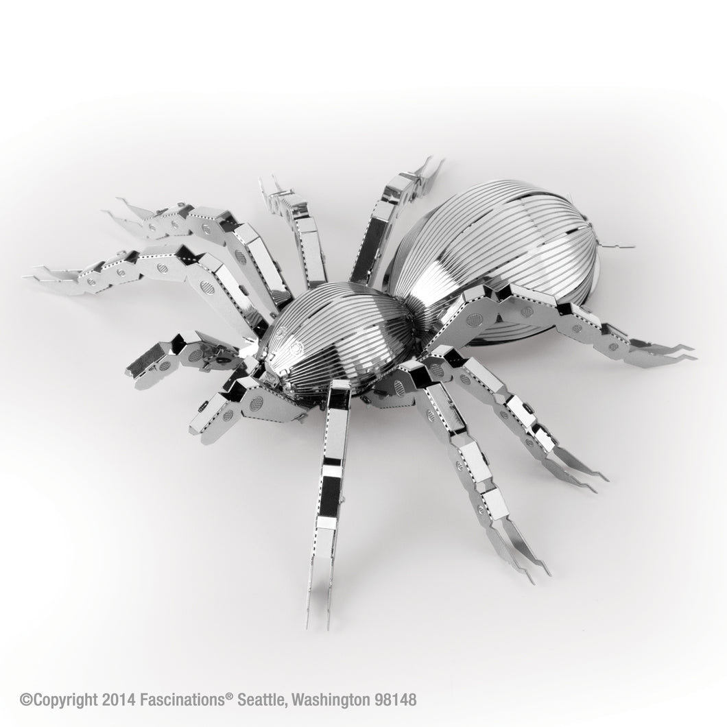 Metal Earth Tarantula Spider
