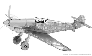 Metal Earth Messerschmitt Bf-109 plane