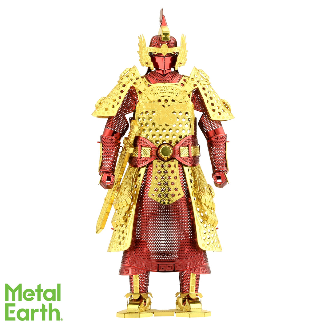 Metal Earth Chinese (Ming) Armor - Color