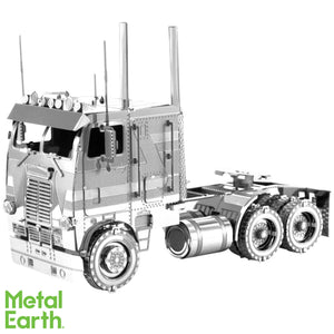 Metal Earth COE Truck-Freightliner