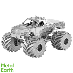 Metal Earth Monster Truck