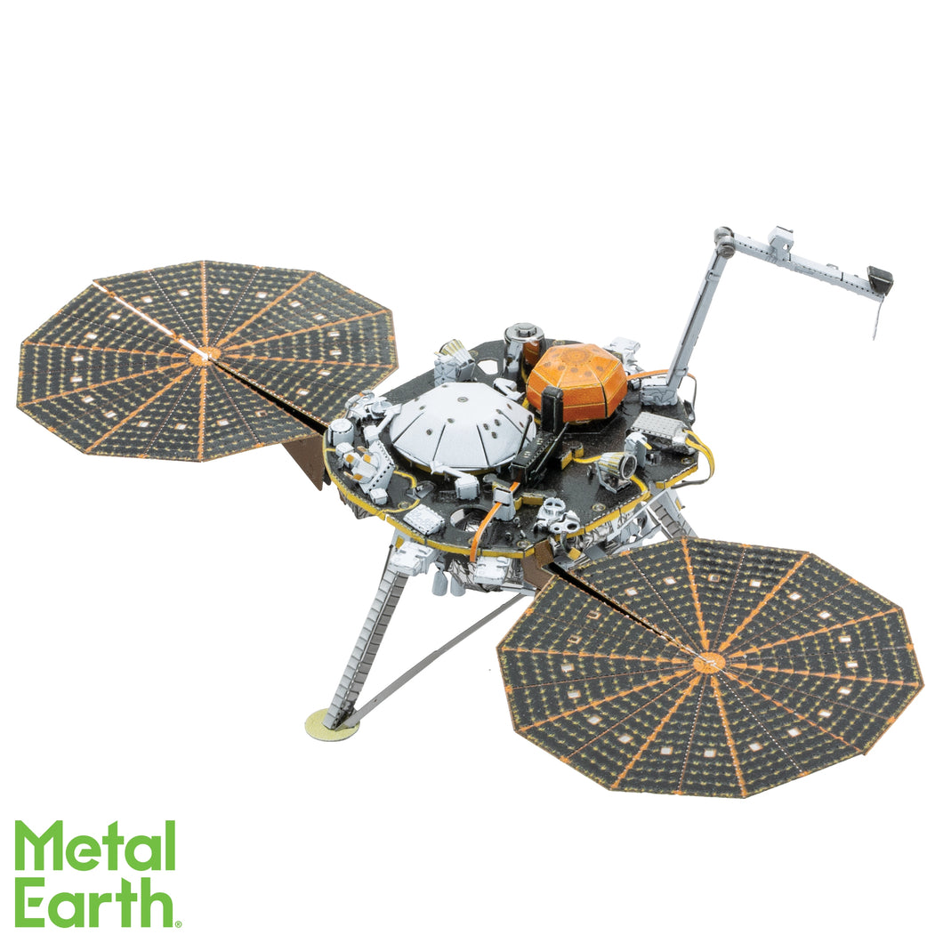 Metal Earth Insight Mars Lander