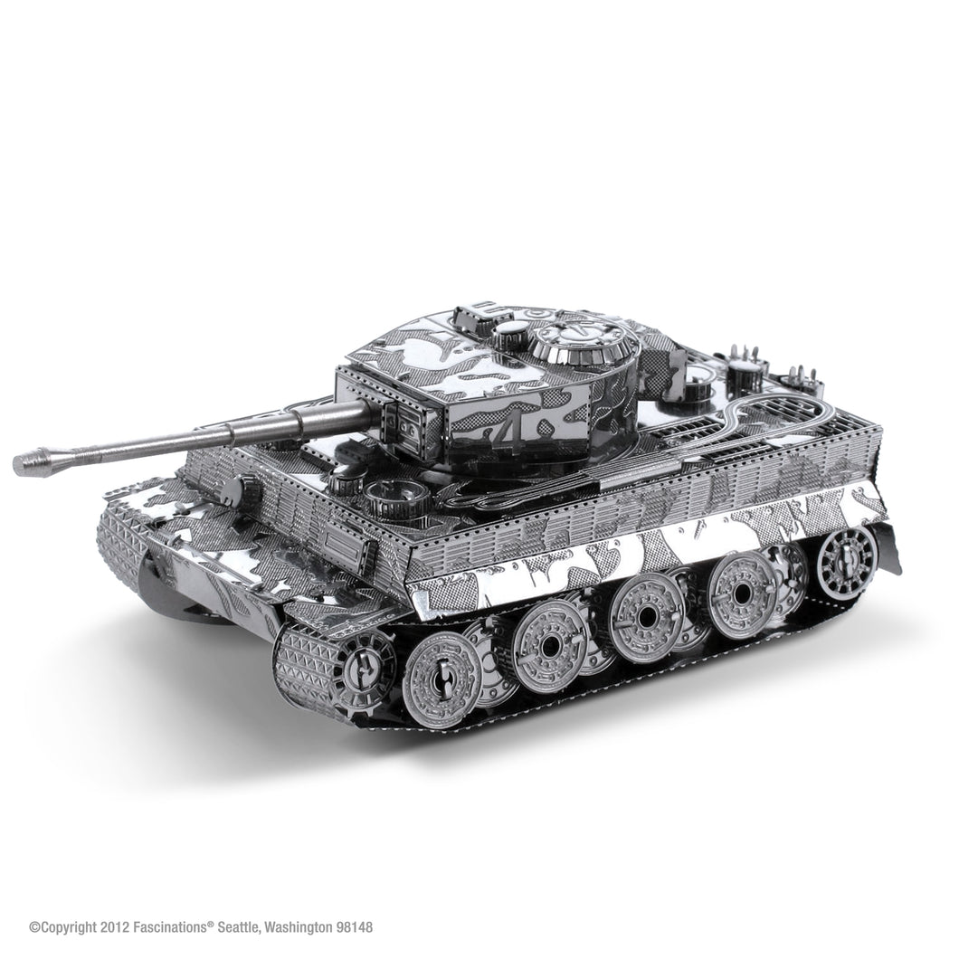 Metal Earth Tiger I Tank