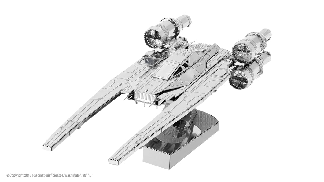 Metal Earth Iconx Star Wars U-Wing Fighter