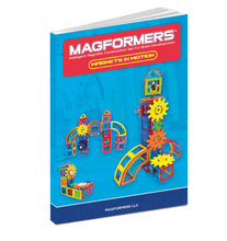 Load image into Gallery viewer, Magformers Magnets in Motion 61pc Set