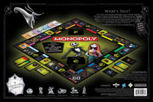 Load image into Gallery viewer, Nightmare Before Christmas 25 Years Monopoly
