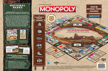 Load image into Gallery viewer, National Parks 2020 Monopoly