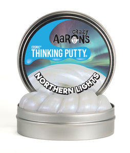 Crazy Aaron's Thinking Putty - Cosmic - Northern Lights