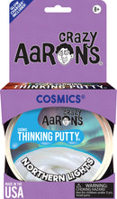 Load image into Gallery viewer, Crazy Aaron's Thinking Putty - Cosmic - Northern Lights