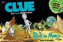 Load image into Gallery viewer, Rick and Morty Clue