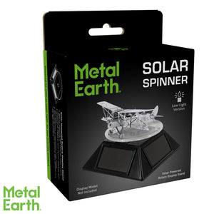 Metal Earth Low Light Solar Spinner ME