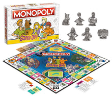 Load image into Gallery viewer, Scooby-Doo 50th Anniversary Monopoly