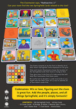 Load image into Gallery viewer, Codenames The Simpsons