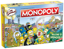 Load image into Gallery viewer, The Simpsons Monopoly