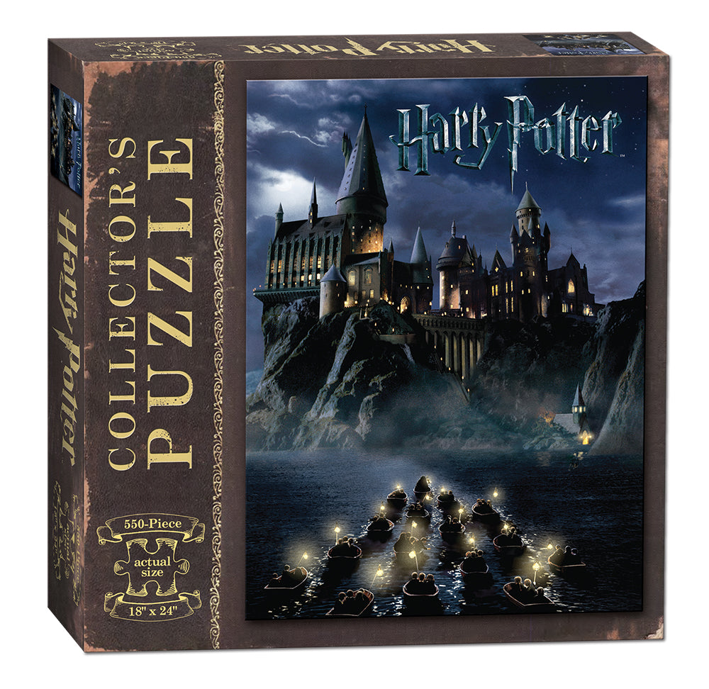 World of Harry Potter - 550pc Puzzle