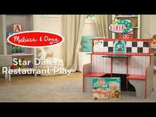 Load and play video in Gallery viewer, Star Diner Restaurant Play Set