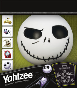 The Nightmare Before Christmas Yahtzee