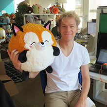 Load image into Gallery viewer, Squishable Baby Fox 15""