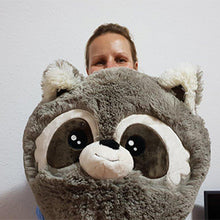 Load image into Gallery viewer, Squishable Baby Raccoon 15""