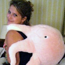 Load image into Gallery viewer, Squishable Pink Octopus 15""