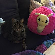 Load image into Gallery viewer, Squishable Snuggly Snail 15""