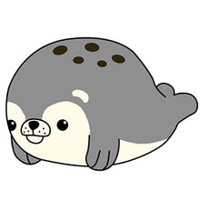 Load image into Gallery viewer, Squishable Spotted Seal 15""