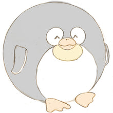 Load image into Gallery viewer, Squishable Penguin 15""