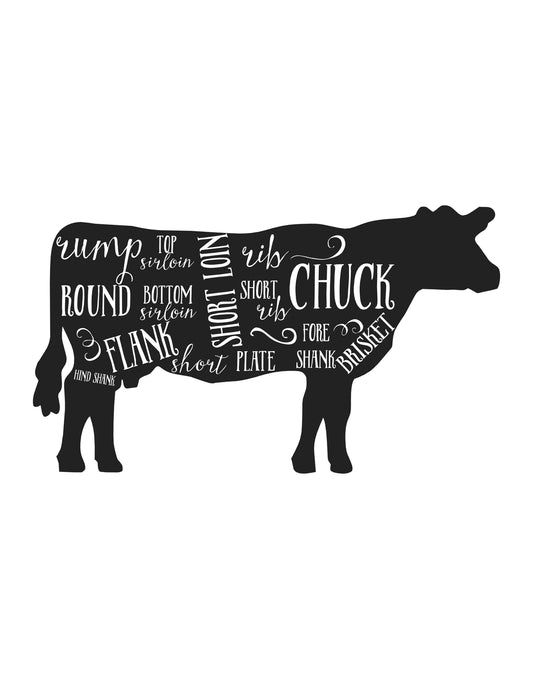 Grass Fed Beef Share-Whole (Deposit Only)