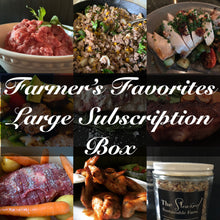 Load image into Gallery viewer, Farmer's Favorites-Large Box
