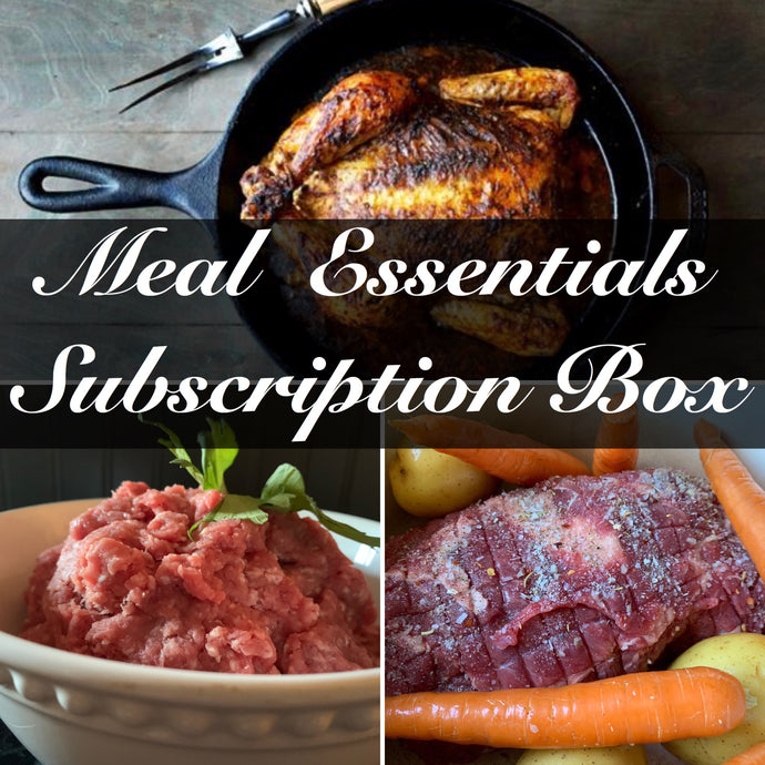 Farmer's Favorites-Meal Essentials Box