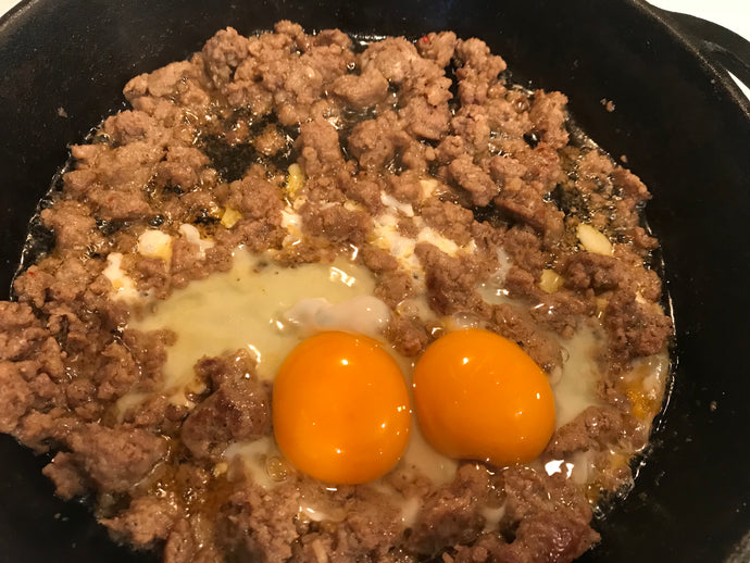 Ground Breakfast Sausage-Beef