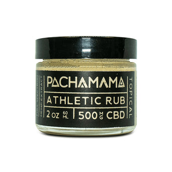Athletic Rub by Pachamama
