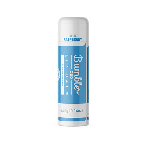 Bumble CBD Lip Balm Blue Raspberry