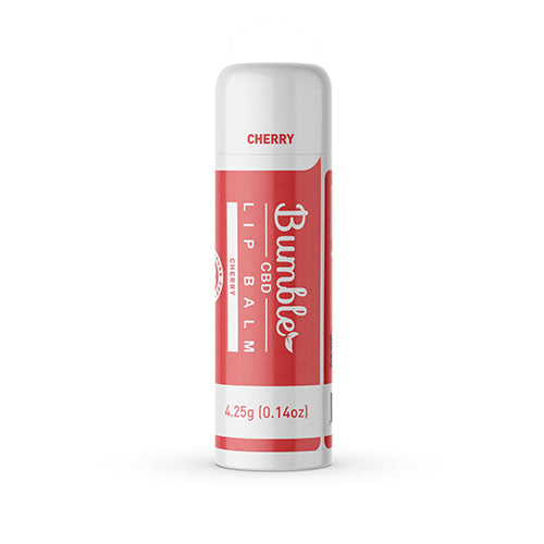 Bumble CBD Lip Balm Cherry