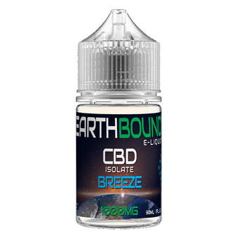 Earthbound Breeze CBD E-Liquid