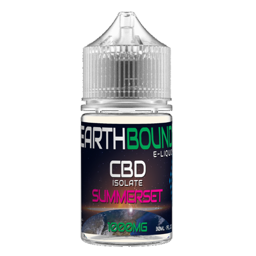 Earthbound Summerset CBD E-Liquid