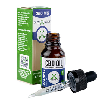 Green Roads CBD Oil Tincture 250mg