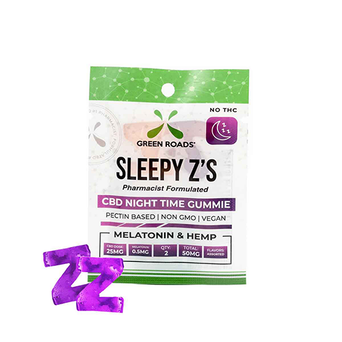 Green Roads Sleep Z's Gummies