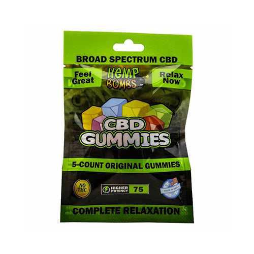 Hemp Bombs Original Gummies