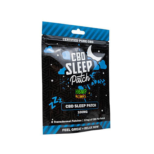 Hemp Bombs Sleep Patch
