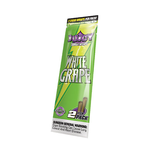 Juicy Double Wraps White Grape