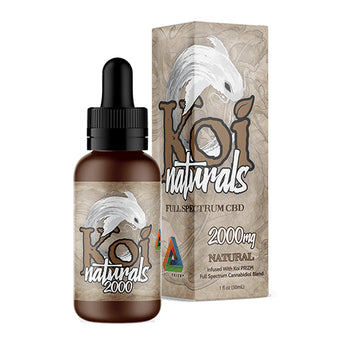 Koi Natural CBD Oil Tincture