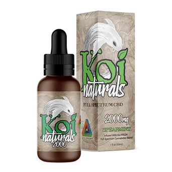 Koi Spearmint CBD Oil Tincture