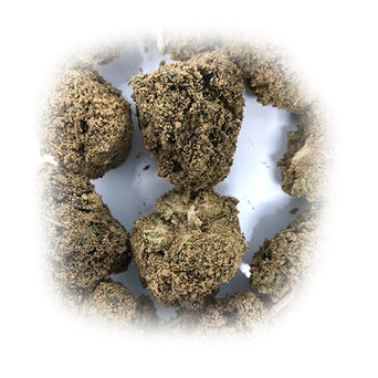 Hemp Hop Bubba Kush Moon Rocks