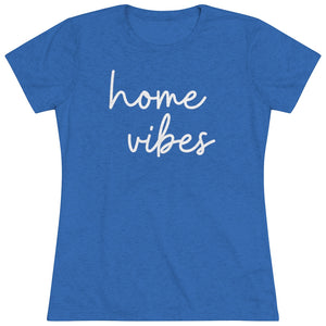 Home Vibes Super Soft Tee Shirt For Women