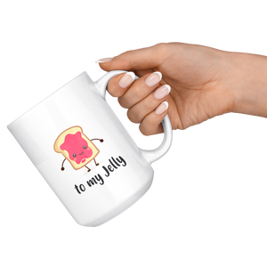 His and Hers Mugs Set | Funny Couple Gift Ideas