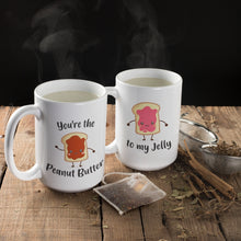 Load image into Gallery viewer, Funny couple gift ideas, His and hers mug set