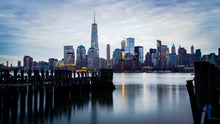 Load image into Gallery viewer, Wall art for living room New York City Skyline