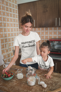 Happiness is homemade cute tee shirt